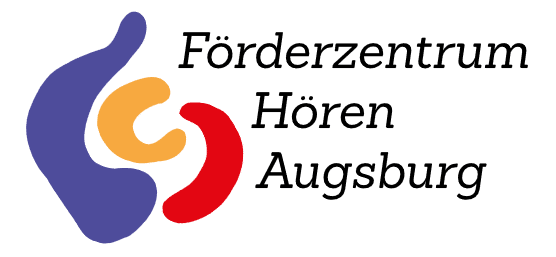 Förderzentrum Augsburg – Förderschwerpunkt Hören Logo